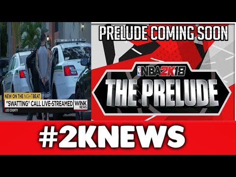NBA 2K18 PRELUDE RELEASE DATE!! - NADEXE WAS ON CNN NEWS! - #2KNEWS