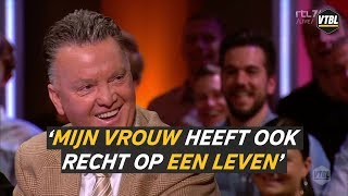 VTBL gemist? Is Louis van Gaal echt met pensioen?