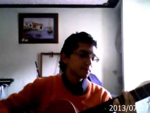 El día más oscuro - saratoga cover guitarra y voz, Juan Pablo Fajardo