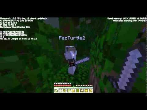 Minecraft: Hunger Games - Victory!!!