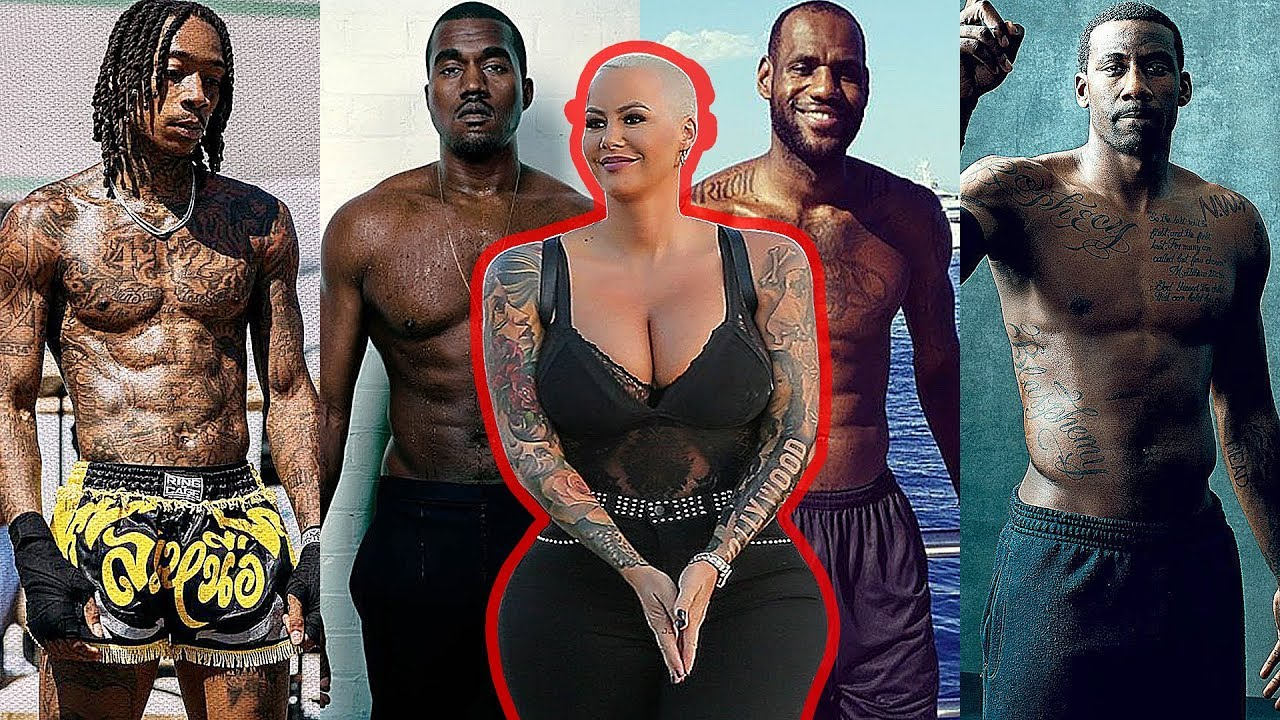 Download 17 Men Who Have Slept With Amber Rose ★ 2019
