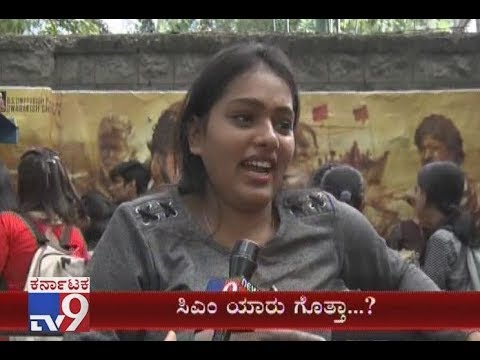 TV9 Reality Check: B'luru Youths Even Doesn't Know The Name Our Newly Elect CM