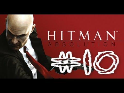 #10 Hitman: Rozgrzeszenie -  Fabryka broni