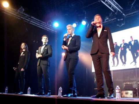 Collabro~ He lives in you ~ Highline Ballroom NYC March 2017