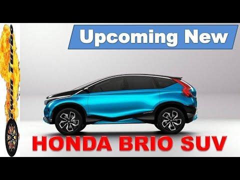 Upcoming Honda Brio Suv 2018 In India Price And Launch Date Honda