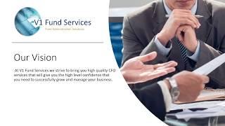 V1 Fund Services CFO