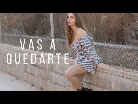 AITANA - VAS A QUEDARTE | CAROLINA GARCÍA COVER
