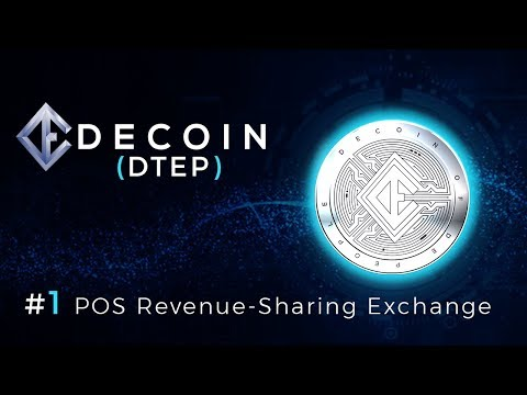 DECOIN : Blockchain-Based Exchange & Trading Platform