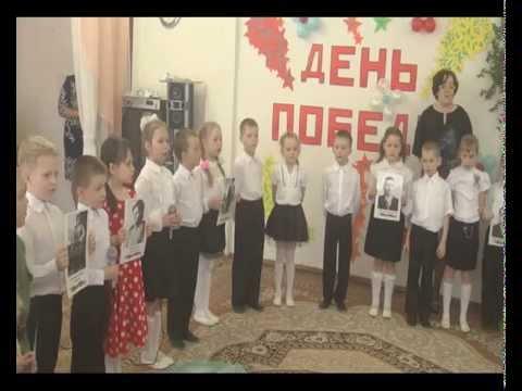 Отчетный концерт в детском саду №32