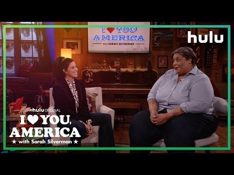 Sarah Interviews Dr. Roxane Gay   I Love You, America on Hulu