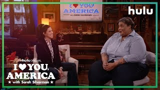 Sarah Interviews Dr. Roxane Gay | I Love You, America on Hulu
