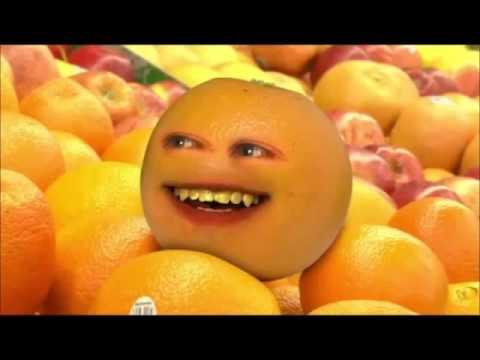 Cp5 La naranja molesta I Fred va al supermercado