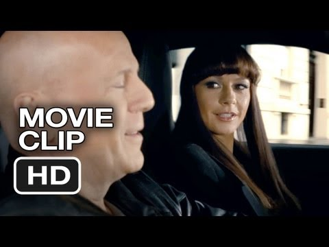 Red 2 CLIP - Chase (2013) - Bruce Willis Movie HD