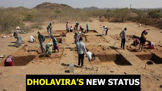 Dholavira site: Why this Harappan-era site earned the UNESCO World Heritage Site tag