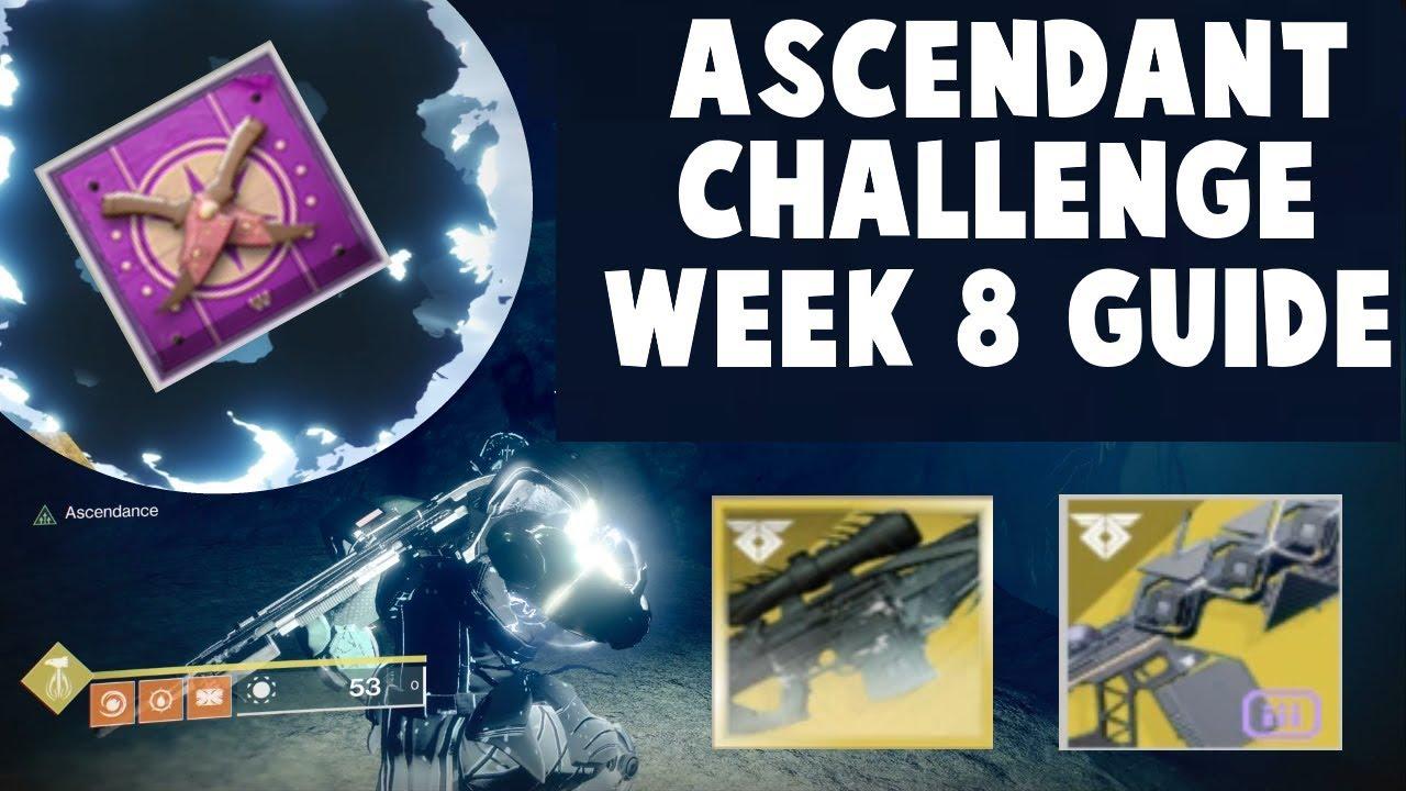 Destiny 2 Ascendant Challenge Week 8 (Week 2) Solo Guide