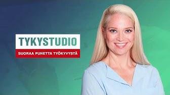 Firstbeat Tykystudio - Vieraana Pippa Laukka