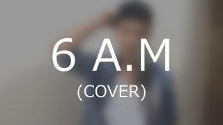 6 AM, J Balvin ft. Farruko - Cristian Osorno (Cover)