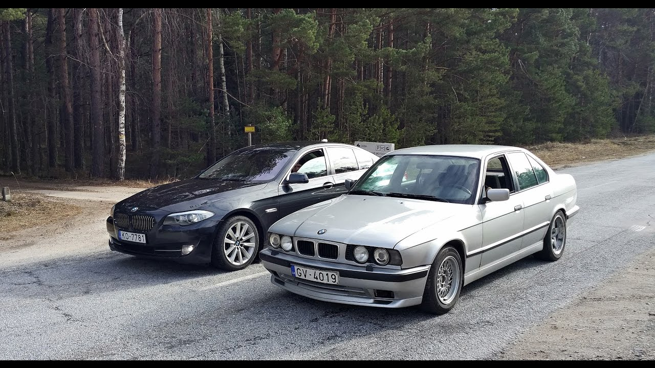 bmw e34 525 tds vs e39 530d vs f10 525d drag race youtube. Black Bedroom Furniture Sets. Home Design Ideas