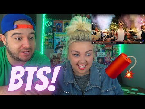 BTS Performs \