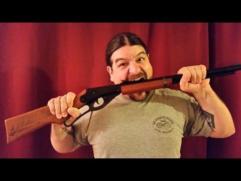"""Red Ryder BB Gun """"Ballistic Test"""""""