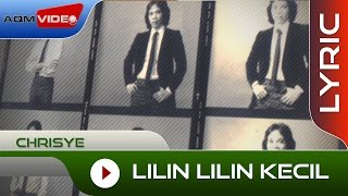 Chrisye - Lilin Lilin Kecil | Lyric Video