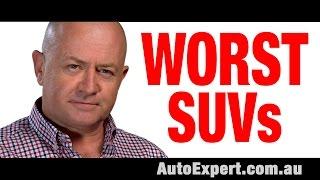 Worst 7 Seater SUVs | Auto Expert John Cadogan | Australia