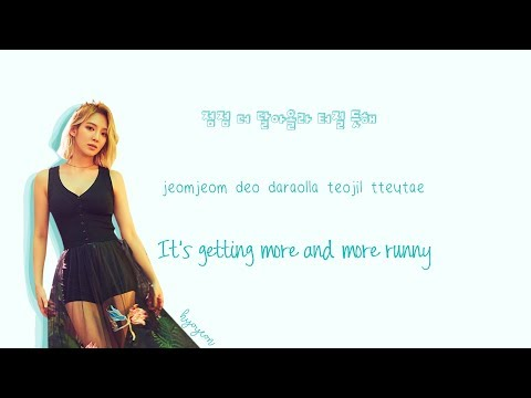 SNSD-Oh!GG - Lil' Touch Lyrics (몰랐니) Han|Rom|Eng Color Coded