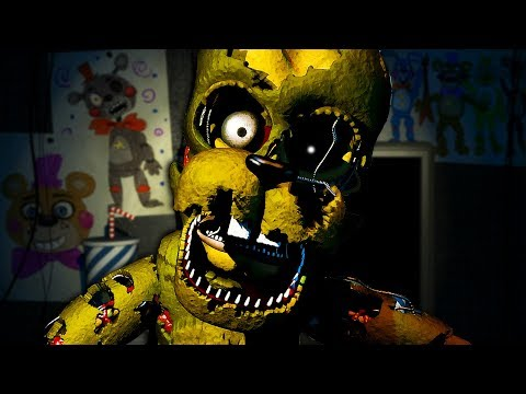 Five Nights at Freddy's: Pizzeria Simulator