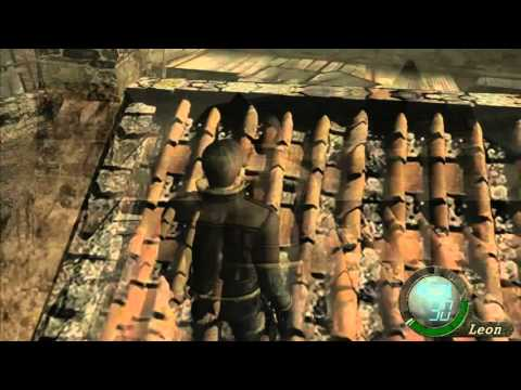 Resident Evil 4 - TMP and Mine Thrower only Pro run