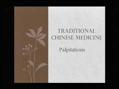 Palpitation - Traditional Chinese Medicine and Acupuncture