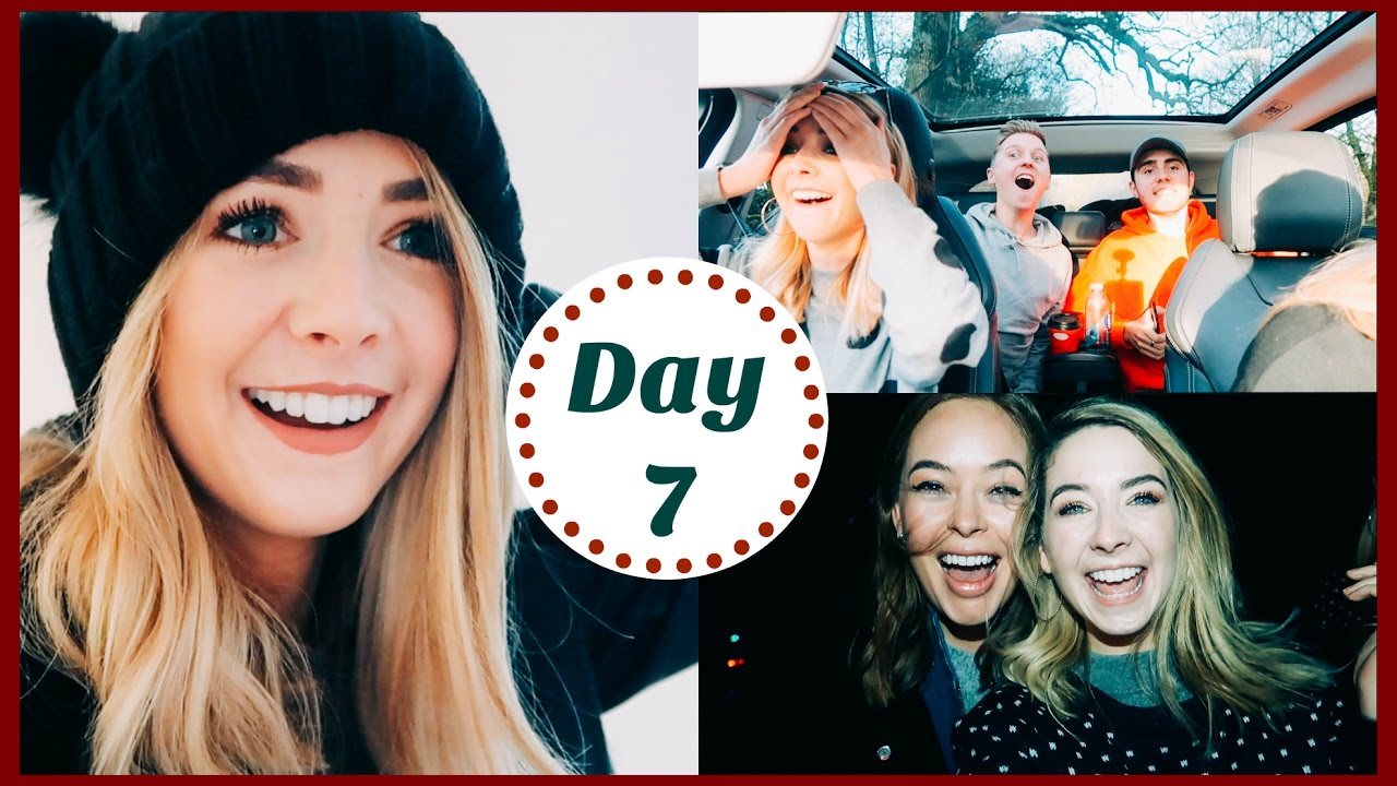CRAZY ANNUAL CHRISTMAS PARTY | VLOGMAS - YouTube