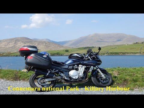 Ireland 2016 - Connemara national Park - Killary Harbour