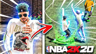 MY NEW JUMPSHOT MADE ME UNSTOPPABLE ON NBA 2K20! NEW BEST JUMPSHOT REVEALED & BEST BUILD NBA 2K20