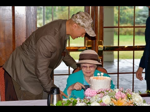90th Birthday Celebration for True Mother Kang Hyun Shil