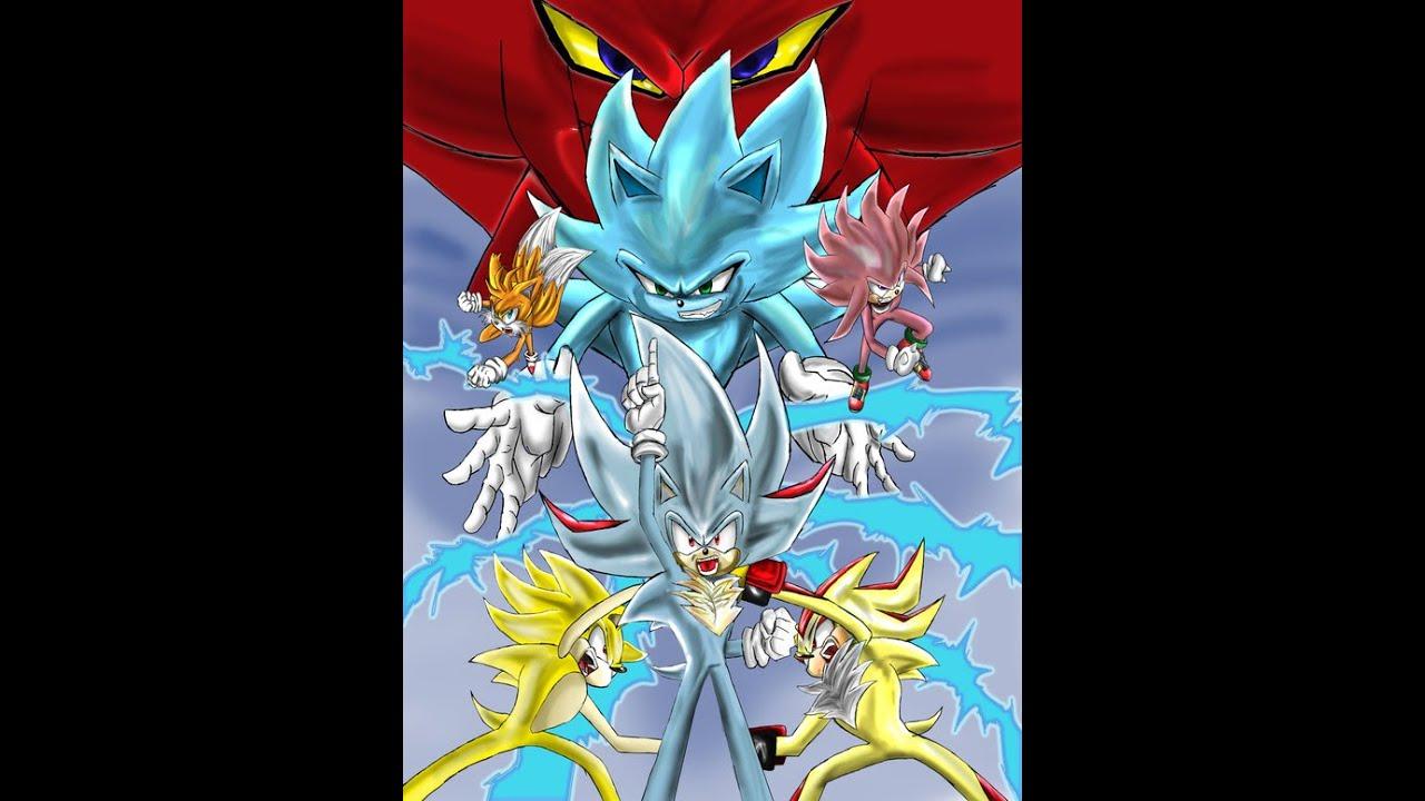 Power Levels Sonic The Hedgehog Nazo Unleashed Youtube