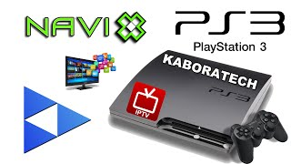 How to install KODI'S NaviX to PS3