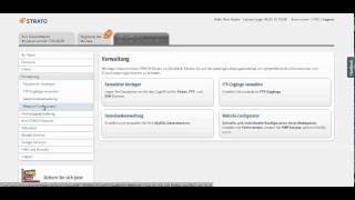Wordpress Problem Bildupload - PHP Version bei STRATO einstellen