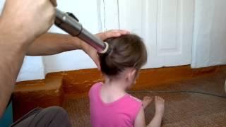 видео Как сделать хвост русалки из собственных волос? Научитесь создавать шедевры без помощи парикмахера!