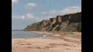Тамань - полуостров 2-х морей
