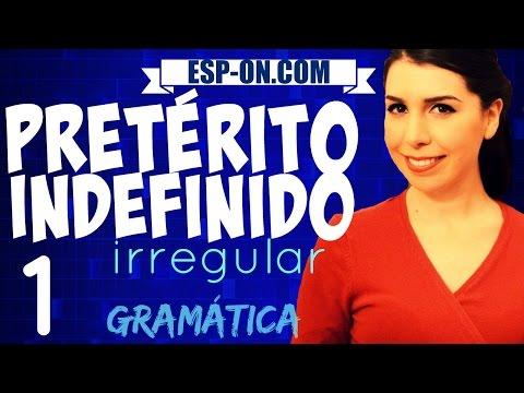 Come Formare Il Pretèrito Indefinido In Spagnolo Viva La