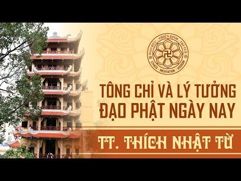 Tông chỉ và lý tưởng của Đạo Phật Ngày Nay