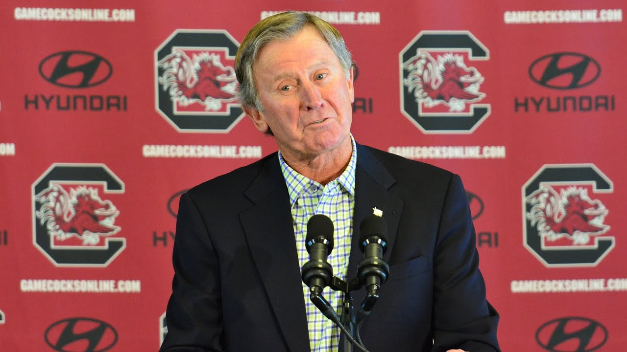 Steve Spurrier Resignation Press Conference - 10/13/15 - YouTube
