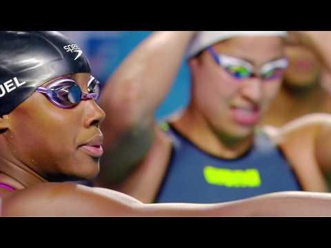 Simone Manuel - USA Swimming Olympic Team 2016