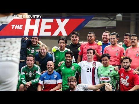 Mexico vs. U.S.   The Best International Rivalry?