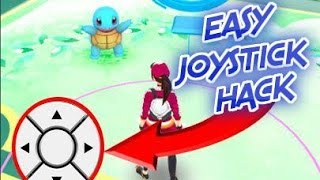 Latest Pokemon go joystick (Tap To Walk) Hack With Built in GPS Spoofer