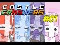 Castle Crasher Co-Op ft. Guioss, Pudell & DuasMarmotas