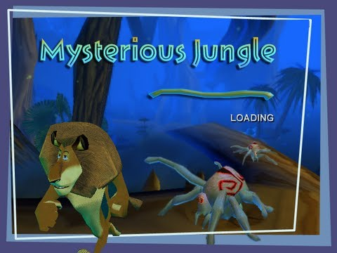 Madagascar: The Game (PC) - Level 5 - Mysterious Jungle