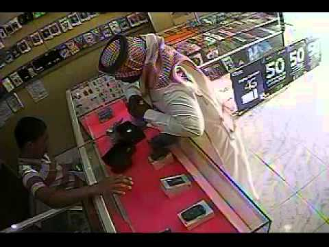 THEFT at JUBAIL CELLPHONE SHOP