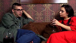 Charli XCX Hangs with Bleachers - Charli and Jack Do America Tour | House of Blues