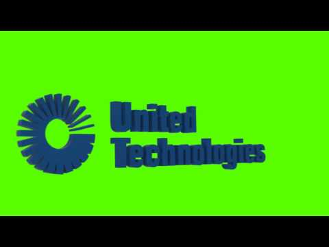 United Technologies logo chroma
